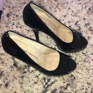 Chinese Laundry Patent Leather Heels